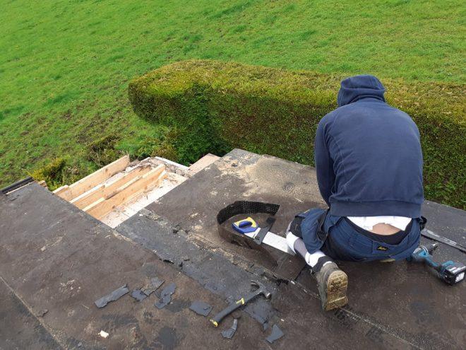 Roof Repair Service Dublin