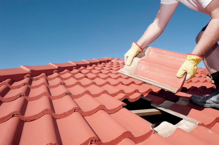 Tile Roofing Installation Service Dublin